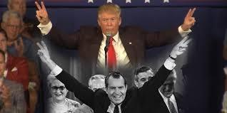 Substitute: Richard Donald Milhouse John NixonTrump